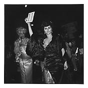 <i>Colette modeling in the Beauty Parade, Boston</i> 1973 Gelatin-silver print 20 x 16 inches; 51 x 41 cm