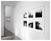 Installation view of <i>Robert Adams, California: Views of the Los Angeles Basin 1978-1983</i> 522 W 22 Street
