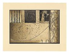 <i>Untitled</i> 2001 Intaglio on paper 25 7/8 x 33 5/8 inches; 66 x 84 cm