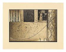 <i>Untitled</i> 2001 Intaglio on paper 25 7/8 x 33 5/8 inches; 66 x 84 cm
