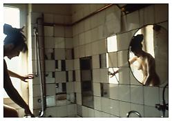 <i>Käthe in the tub, West Berlin</I> 1984 Cibachrome 30 x 40 inches; 76 x 102 cm