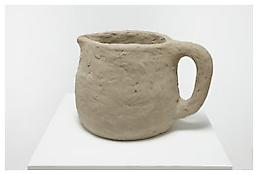 <i>Jug</i> 2007 Reinforced clay 8 x 12 x 9 3/4 inches; 20 x 31 x 25 cm
