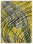 <i>Untitled</i> 2000 Acrylic and ink on paper 30 1/2 x 23 inches; 78 x 58 cm