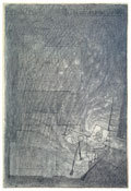 <i>Nothing at All Richard Dadd</i> 1992 Graphite on paper 41 1/4 x 27 1/2 inches; 105 x 70 cm