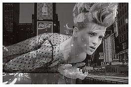 "Inez van Lamsweerde <i>Michelle in New York</i> 1996 Type ""C"" print on Plexiglas 47 1/4 x 70 7/8 inches; 120 x 180 cm"