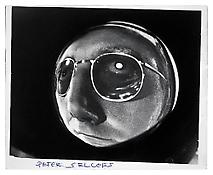 Weegee <i>Peter Sellers</i> 1964 Vintage gelatin silver print 8 1/8 x 10 inches; 21 x 25 cm