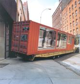 Installation view of <i>Darren Almond: Transport Medium</i> 522 W 22 Street