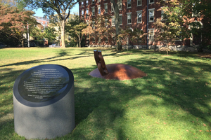 Martin Puryear at Brown University