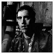 <i>David Wojnarowicz, Night, Manhattan</i> 1985 Gelatin-silver print Sheet: 19 3/4 x 15 3/4 inches; 50 x 40 cm