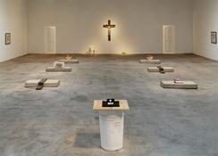 <i>Untitled</i> 2003-2005 Dimensions variable Installation view, Matthew Marks Gallery, 2005
