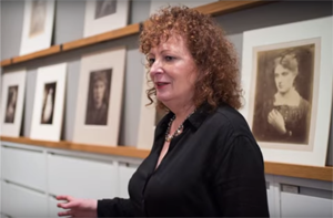 Nan Goldin in The Metropolitan Museum of Art's <I>The Artist Project</i>