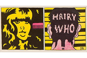 The Collected Hairy Who Publications 1966–1969 Panel Discussion and Book Signing