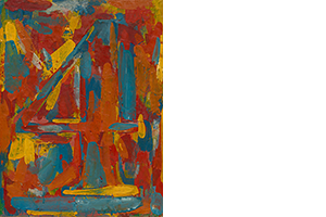 Roberta Bernstein on Jasper Johns at the Art Institute of Chicago