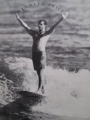 Ken Price in Malibu, CA, 1961. Via &lt;a href=&quot;http://ready4thehouse.blogspot.com/2011/04/kp.html&quot;&gt;RFTH.&lt;http://ready4thehouse.blogspot.com/2011/04/kp.html&gt; &lt;/a&gt;