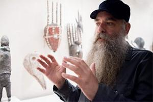 Nayland Blake in The Metropolitan Museum of Art's <I>The Artist Project</i>