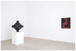 <i>Cross</i> and <i>Untitled</i>
