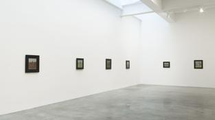 Installation view of <i>Albert York</i> 523 W 24 Street