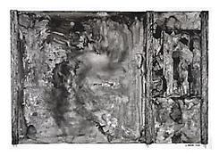 <i>Untitled</i> 2000 Ink on plastic 25 1/2 x 36 1/4 inches; 65 x 92 cm