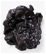 Willem de Kooning <i>Head #2</i> 1972 Bronze 14 1/2 x 13 x 4 inches; 37 x 33 x 10 cm