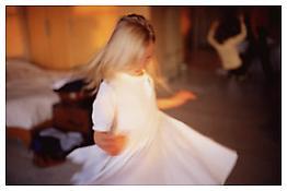 Nan Goldin <i>Ava twirling, NYC</i> 2007 Cibachrome 30 x 40 inches; 76 x 102 cm