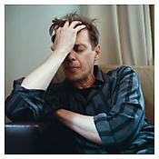 <i>Steve Buscemi</i> 2004 C-print mounted on aluminum 35 x 35 inches; 89 x 89 cm
