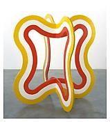 <i>El Rakis</i> 1965 Oil-based enamel on wood 36 x 36 x 36 inches 91 x 91 x 91 cm