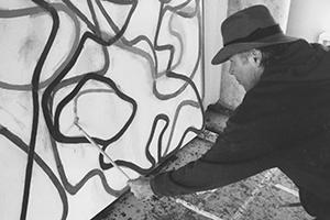 Brice Marden in conversation at Karma, New York