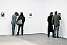 Visitors at Robert Adams, <i>Summer Nights, Walking, </i> at Matthew Marks Gallery 523 West 24 Street.