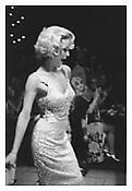 <i>Lola modeling, Boston</i> 1972 Gelatin silver print 20 x 16 inches; 51 x 41 cm