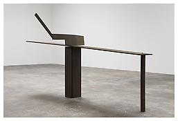 <i>FUNCTION V</i> 2009 Steel and pompom 59 7/8 x 67 3/4 x 125 1/4 inches; 152 x 172 x 318 cm