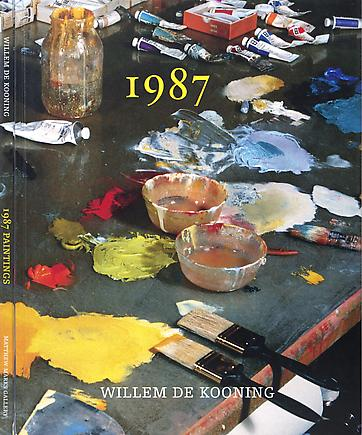 willem de kooning essay Willem de kooning unleashed the full force of his painterly virtuosity in the deeply sensual and complex surface of untitled iv he executed the canvas in 1975, by.
