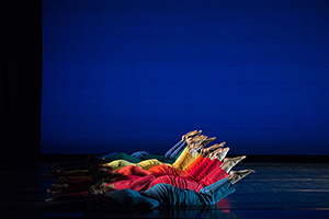 Trisha Brown Dance Company & Terry Winters at The Joyce Theater