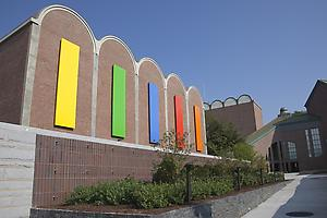 New Ellsworth Kelly Work Installed at Dartmouth College