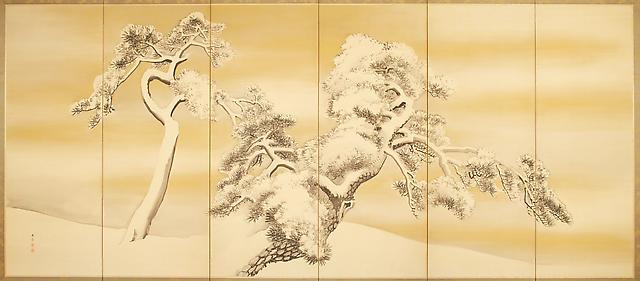 KAWABATA GYOKUSH (1842-1913)