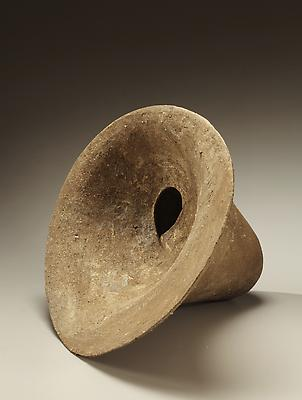 Conical sculpture, 2012 Glazed stoneware 9 7/8 x 14 1/8 x 10 3/8 in. Inv# 7685 $ 3,850 Image