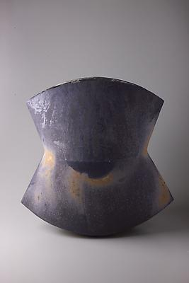 Kodô (Pulse), 2011 Multi-fired unglazed stoneware 19 3/4 x 20 x 13 5/8 inches Inv# 7058 SOLD