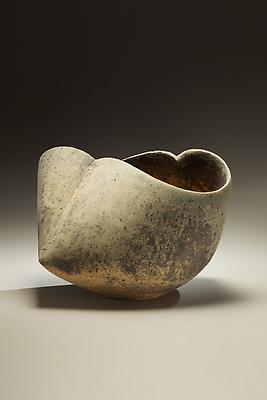 Kodô (Pulse), 2011 Multi-fired unglazed stoneware 12 3/8 x 18 3/4 x 14 5/8 inches Inv# 7078 SOLD