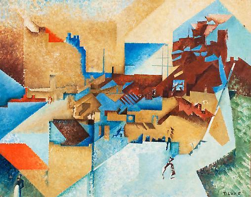 Cubist Picture, 1974
