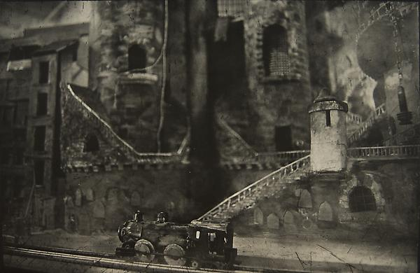Delay on Track One, 2009 photogravure on somerset soft white 57.78 x 88.9 cm (22 3/4 x 35 in.) edition of 7 4,800. € including tax