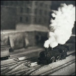 <i>Grand Central, 2007</i> photogravure on Somerset white paper 57 x 69,5 cm edition of 8 4.400 € including tax