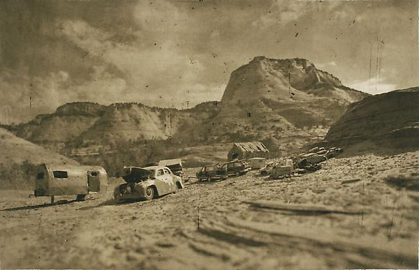 Zion Homestead, 2007 photogravure on Somerset soft white 45,72 x 70,48 cm edition of 8 3,800. € including tax