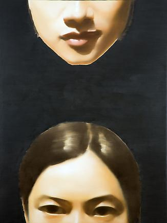 Untitled no. 18 2005-2006 Oil on canvas 79 x 59 inches (200 x 150 cm)