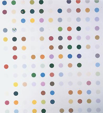 Tokoyo Olympics 2004 Acrylic on canvas 89 1/2 x 89 1/2 inches (227.3 x 227.3 cm)