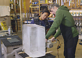 Going Deep with David Rees: How to Make an Ice Cube