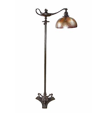 Tiffany Studios Floor Lamps