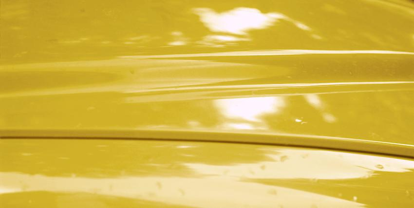 <u>New Colorstudy (Yellow)</u><br />1976 - 2012<br />color photograph<br />49 3/16 x 98 7/16 inches (125 x 250 cm)<br />Edition 2/2 + 1 A.P<br />