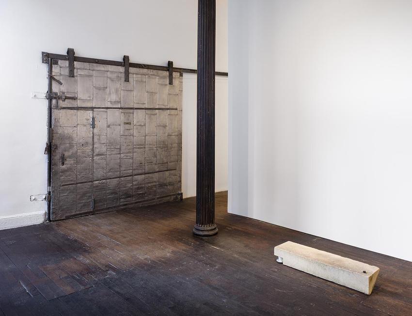 installation Lucy Skaer Random House 8 January - 21 February 2015<br />