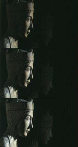 <u>Flash in the Metropolitan</u><br />2006<br />16-mm film<br />Film Still<br />