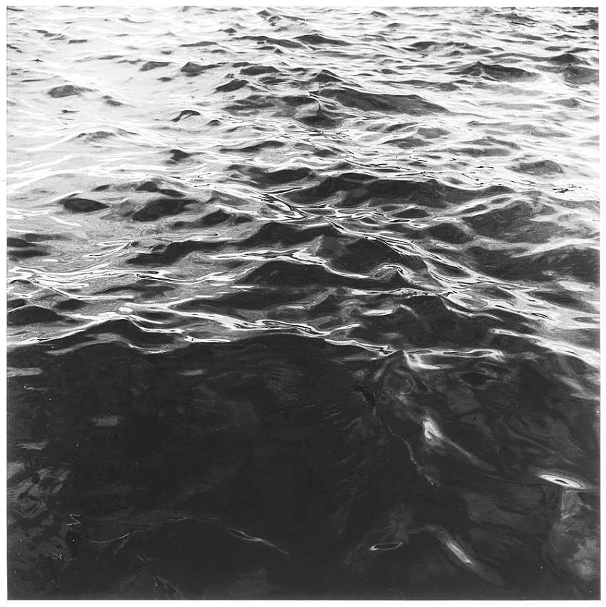 PETER HUJAR<br />	Hudson River<br />	1975 / printed ca. 1975<br />	gelatin-silver print					<br />	14-5/8 x 14-5/8 inches (37.15 x 37.15 cm)<br />