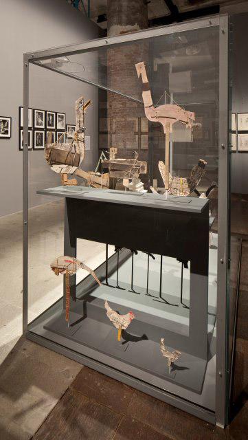 JAMES CAST:LE (1899-1977)<br /><i>The Encyclopedic Palace</i><br />1 June - 24 November 2013<br />The Venice Biennale<br />